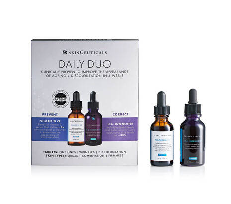 Daily Duo Phloretin CF Kit for Normal, Combination and Discolouration-Prone Skin
