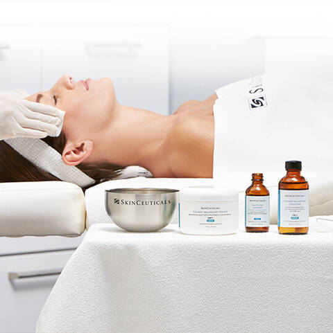 What to expect before and after a Chemical Peel